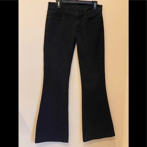 GOLDSIGN Silvie Bell Bottom Flare Jeans Size 30